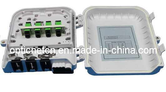 FTTH Fiber Optic Termination Box (MDU208B)