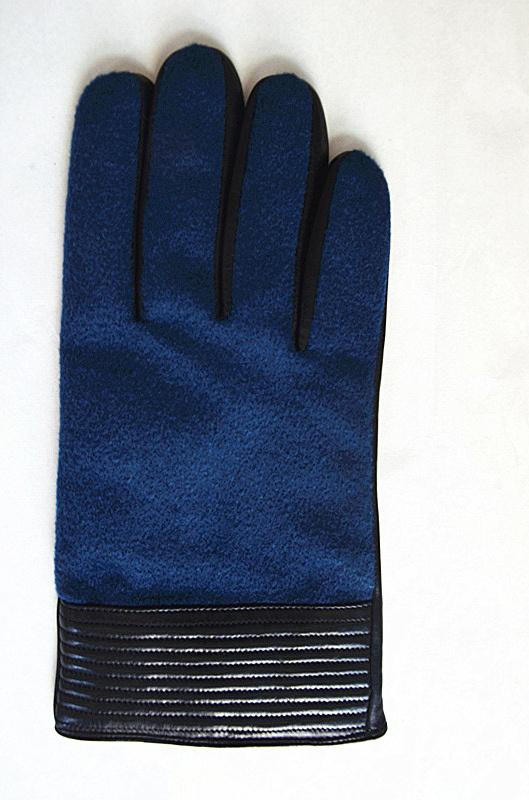 Men′s Fashion Leather Gloves (JYG-24100)