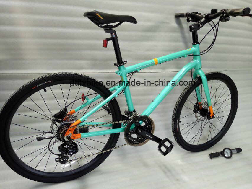 "Mountain Bike: 26""Meili, Micro, 16s"