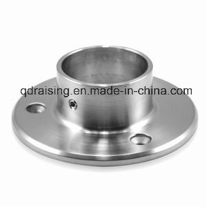 Stainless Steel Railing Base Plate Heavy Duty for Outdoor Baluster