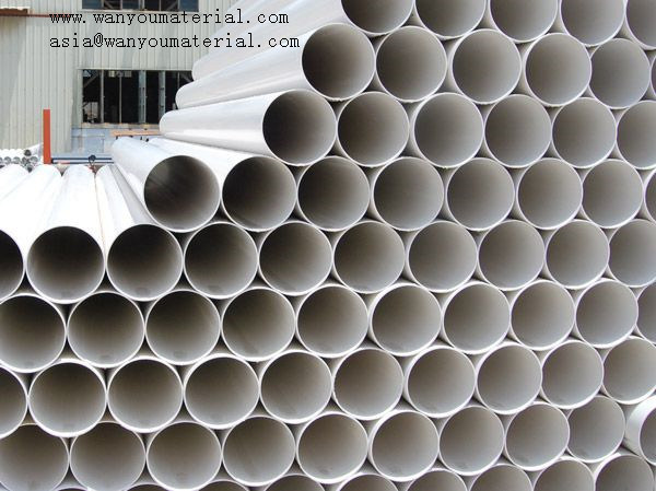 Large Diameter PVC Flexible Irrigation Pipe 4 Inch