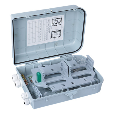 Indoor 32cores Optic Fiber Distribution Box