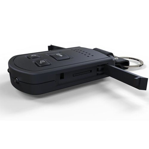 HD 1080P Carkey Chain Mini Camera 007