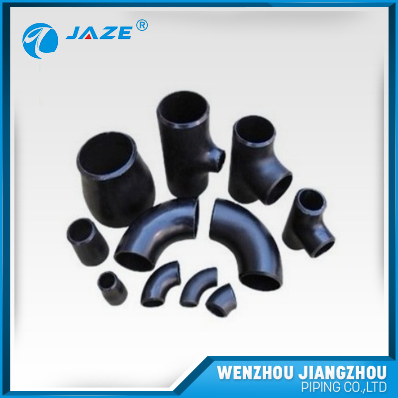 Pipe Fittings Carbon Steel 90 Deg Weld Elbow