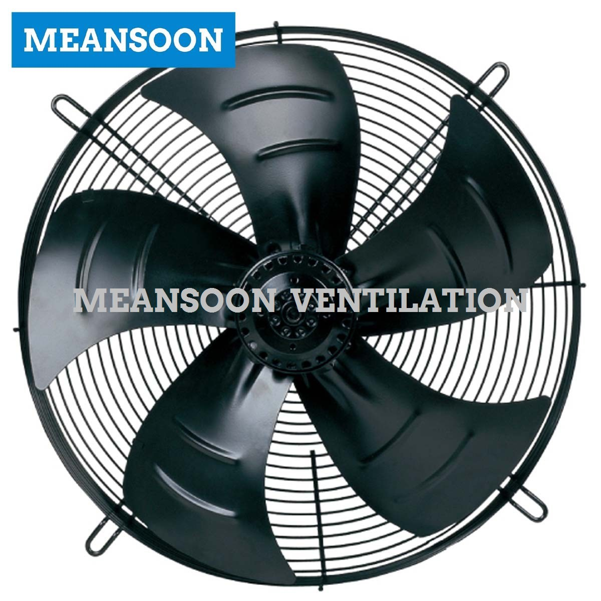 Ywf-450 Cooling Ventilation External Rotor Motor Axial Fan
