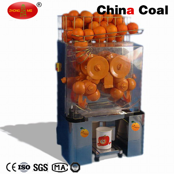 Automatic Stainless Steel Economize Orange Juicer