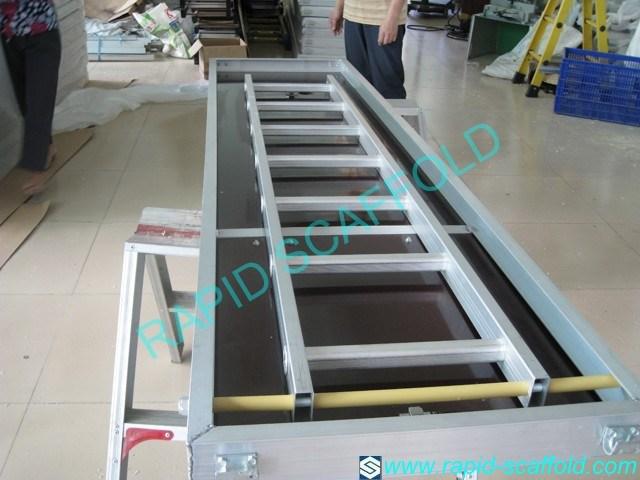 Aluminium Planks with Hook System Scaffolding
