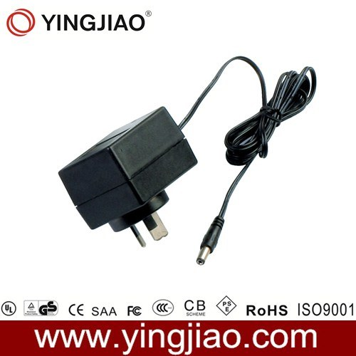7W AC Plug in Linear Power Supply with CE GS