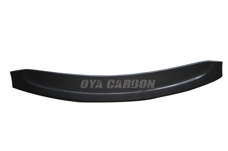 Carbon Fiber Rear Spoiler for Porsche 981