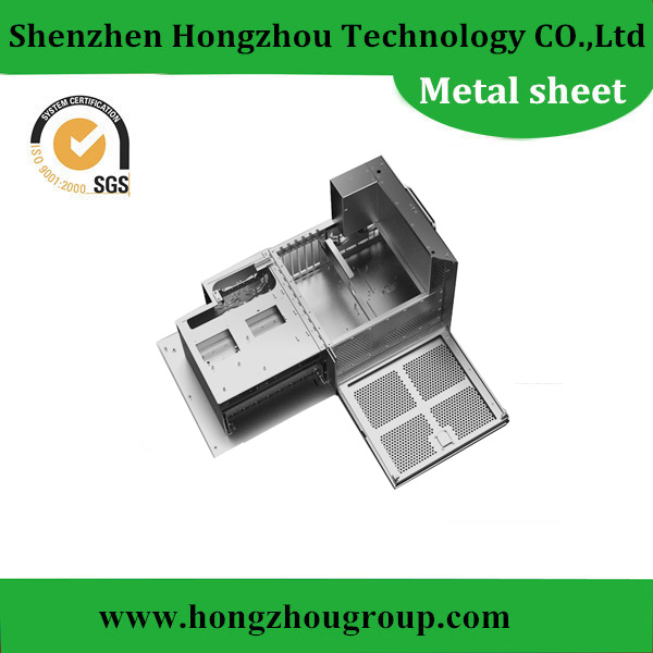 OEM Stainless Steel Sheet Metal Parts, High Quality and Precision