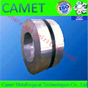 High-Carbon Steel Base Adamite Roll Ring