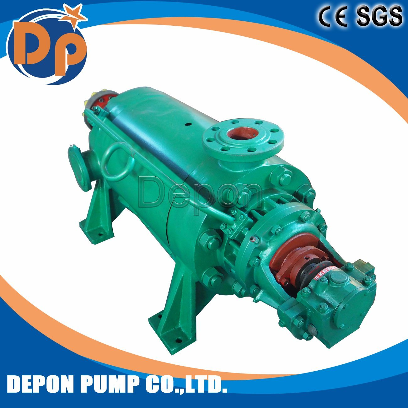 Marine Horizontal Electric Mining Centrifugal Pump Supplier