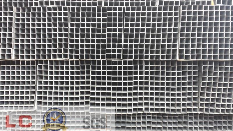 ERW Black Square Pipe (Spec: GB/T Q215-235)