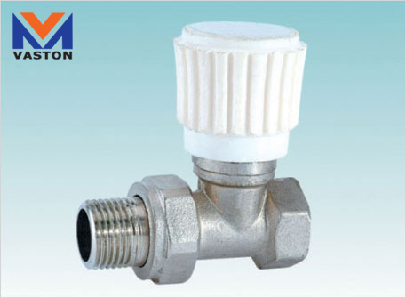 Brass Radiator Valve with Ce Approval