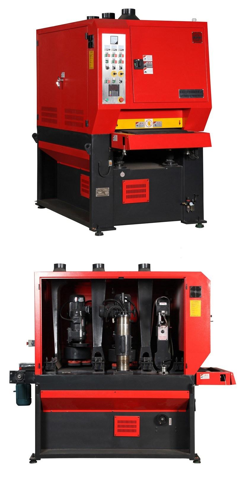Sheet Metal Deburring Machines (SG630-JS+2D)