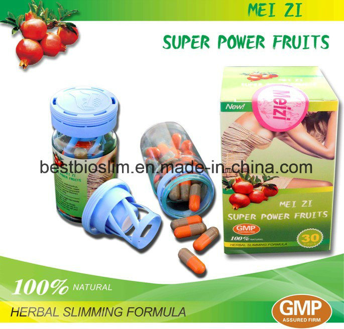 Weight Loss Meizi Super Power Fruits Slimming Pill