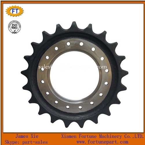Caterpillar Komatsu Excavator Bulldozer Undercarriage Spare Parts Gear Sprocket Rim
