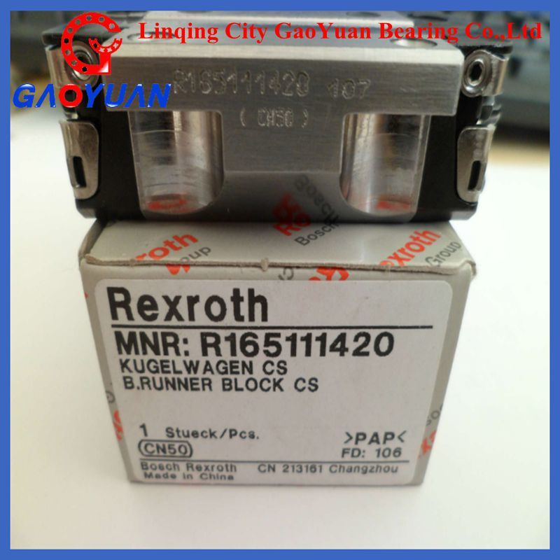 Original Pcaking! Linear Bearing R162381420 (Rexroth/THK/NSK)