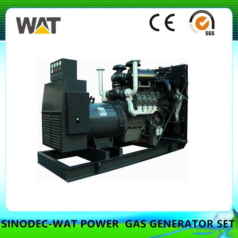 Natural Gas Generator Set 120GF with Ce, SGS Certificates