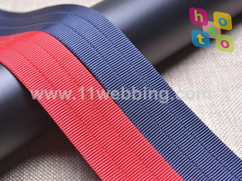 Hot Selling Hollow Polyester Webbing for Bags Accessories Shoulder Strap