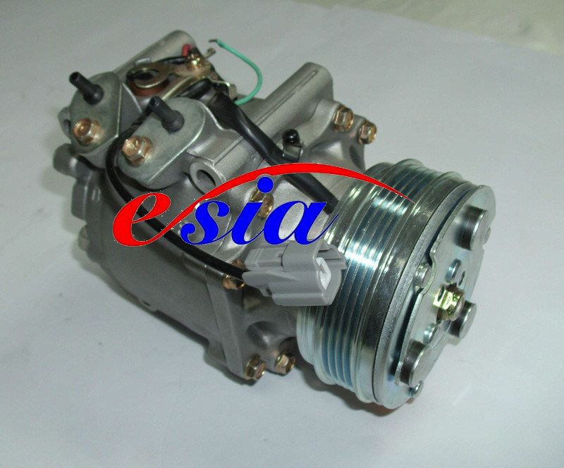 Auto Parts AC Compressor for Honda Elyssion 10sr17c 7pk 136.5mm