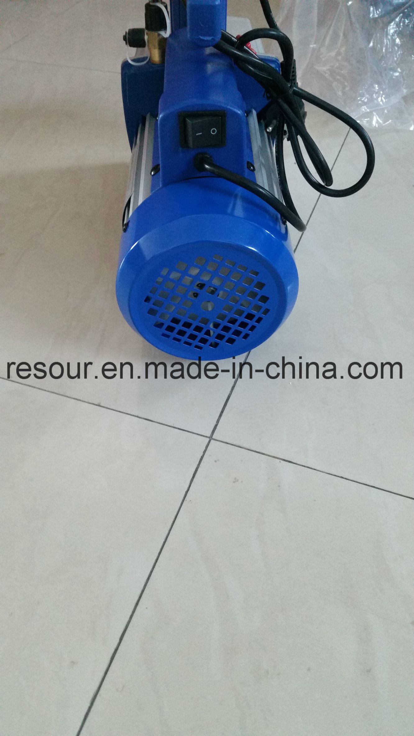 Vacuum Pump (with vacuum gauge and solenoid valve) for Refrigeration, Vp215, Vp225, Vp235, Vp245, Vp260, Vp280, Vp2100