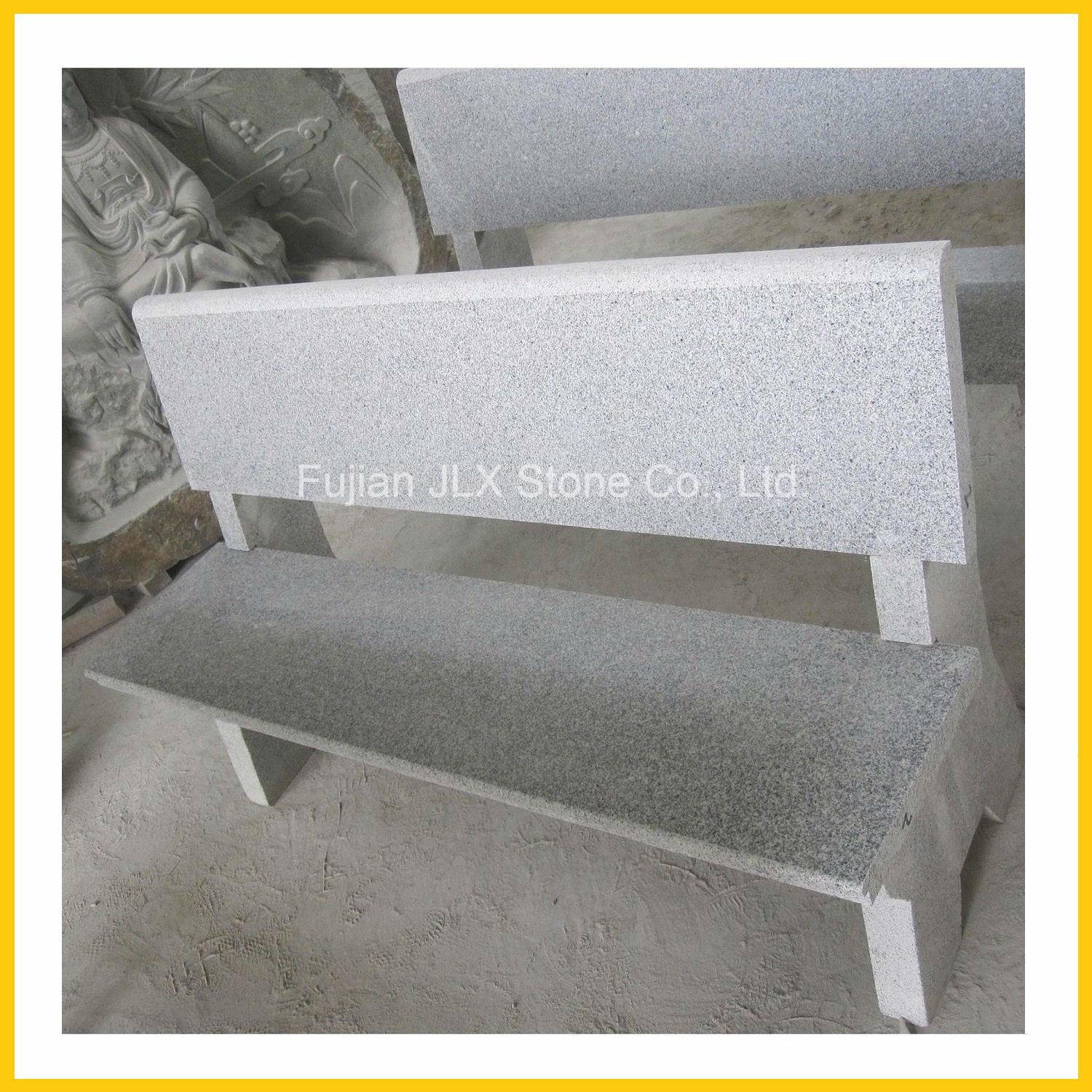 Cheap Wholesale Stone Bench Garden Furniture