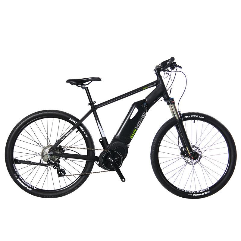 36V/250W Center Motor Ebike Electric Bike MID Drive Man Bike