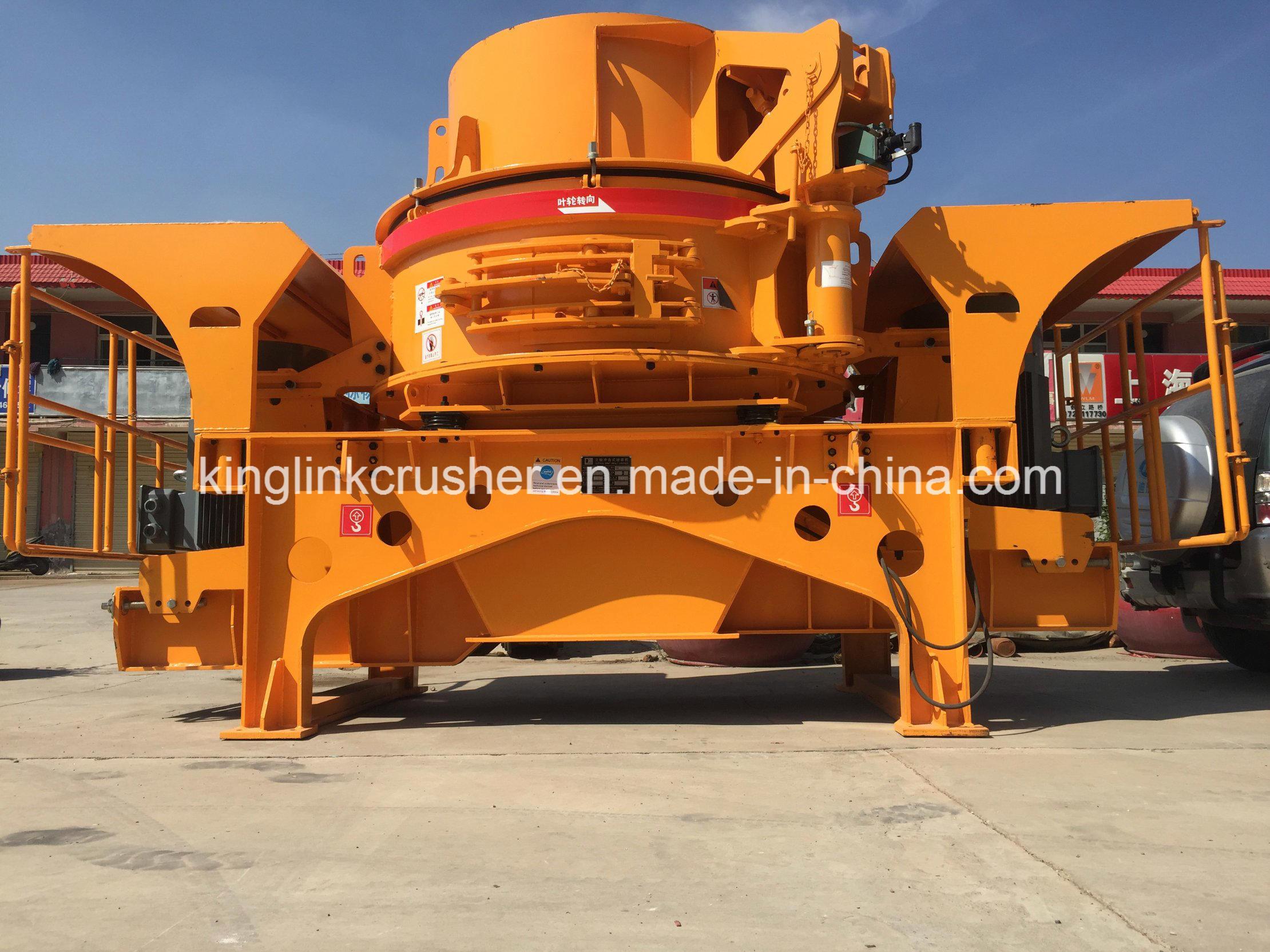 Sand Making Machine of VSI Crusher