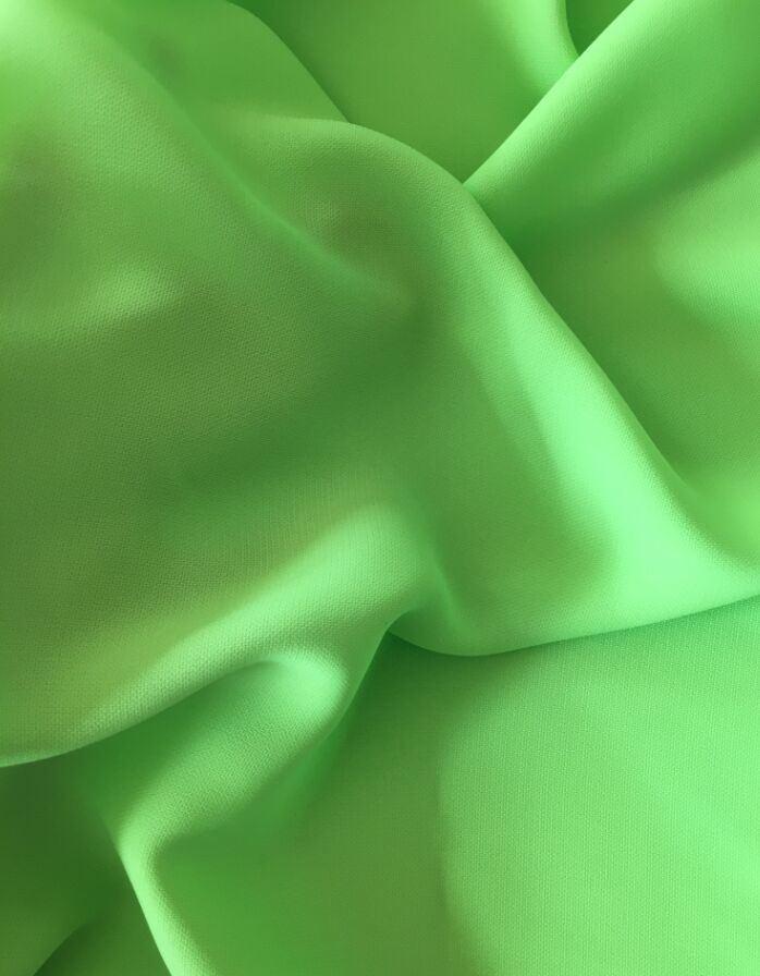 High Stretch Yarn 4-Way Spandex Polyester Fabric for Women Dress