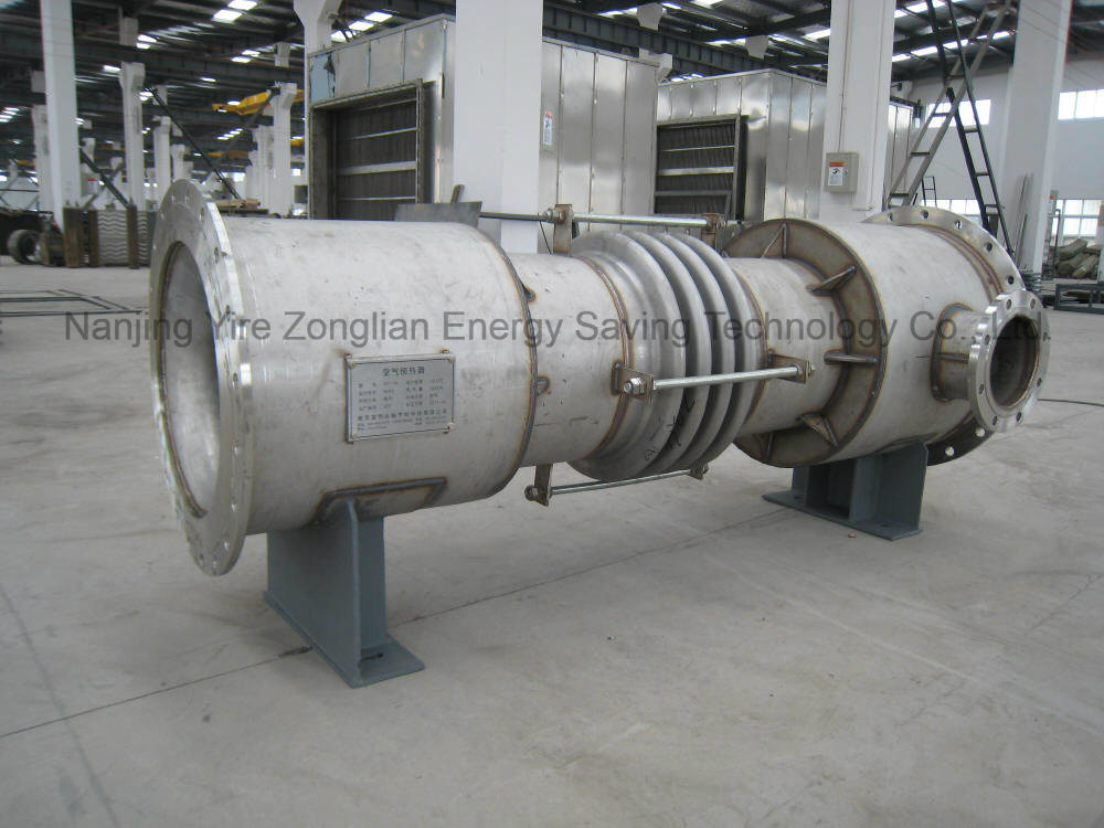 Super High Temperature Radiation Heat Exchanger