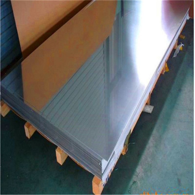 Gold Mirror Stainless Steel Sheet