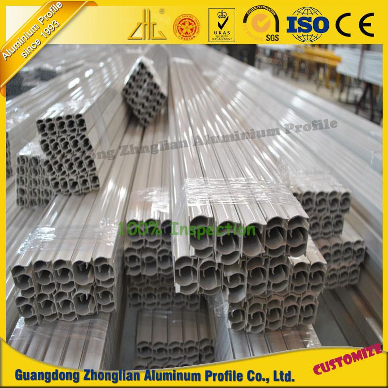 Manufacturer Powder Coating Aluminium Rail Aluminum Fence
