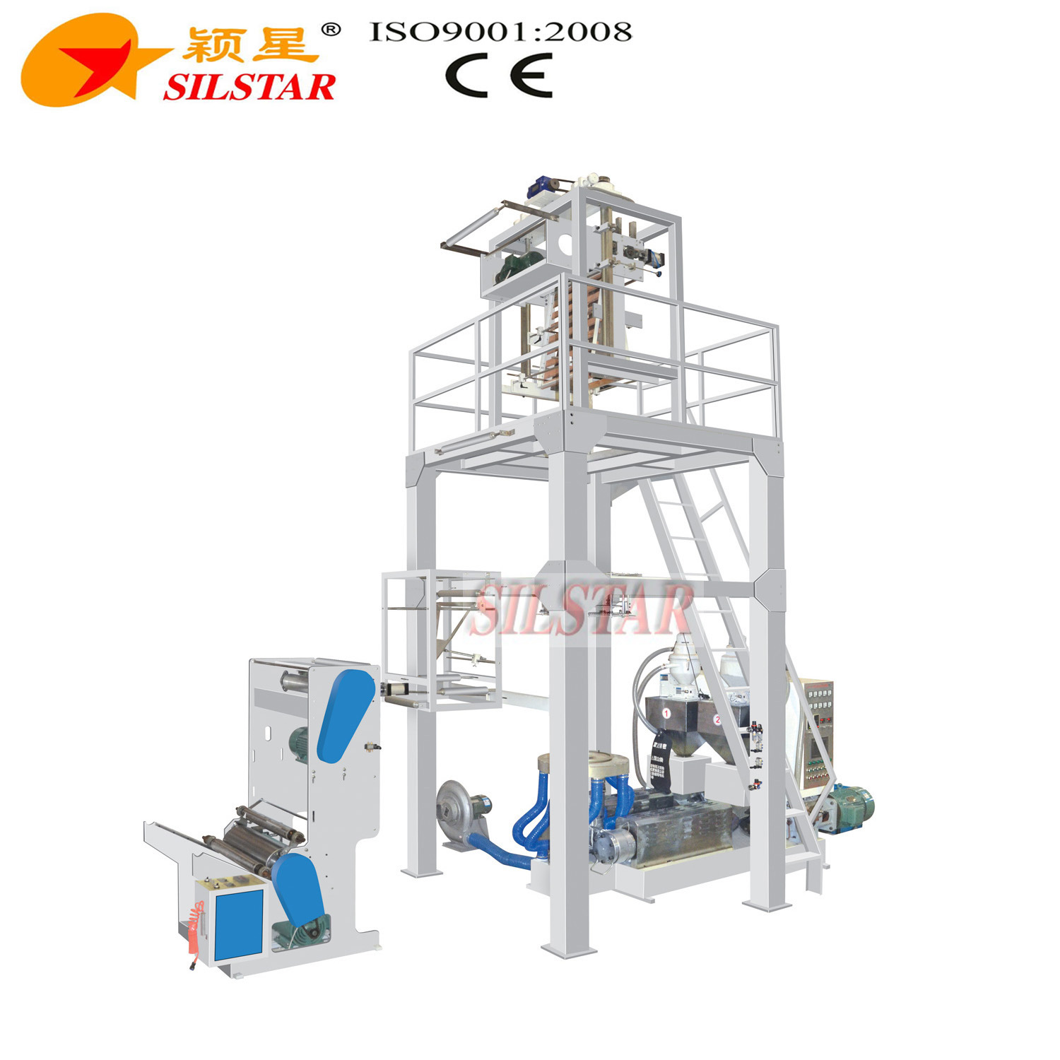 ABA Film Blowing Machine/ Plastic Film Blowing Machine