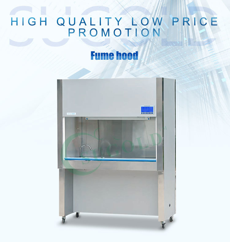 Factory Direct Sales Laboratory Fume Hood (SW-TFG-12)