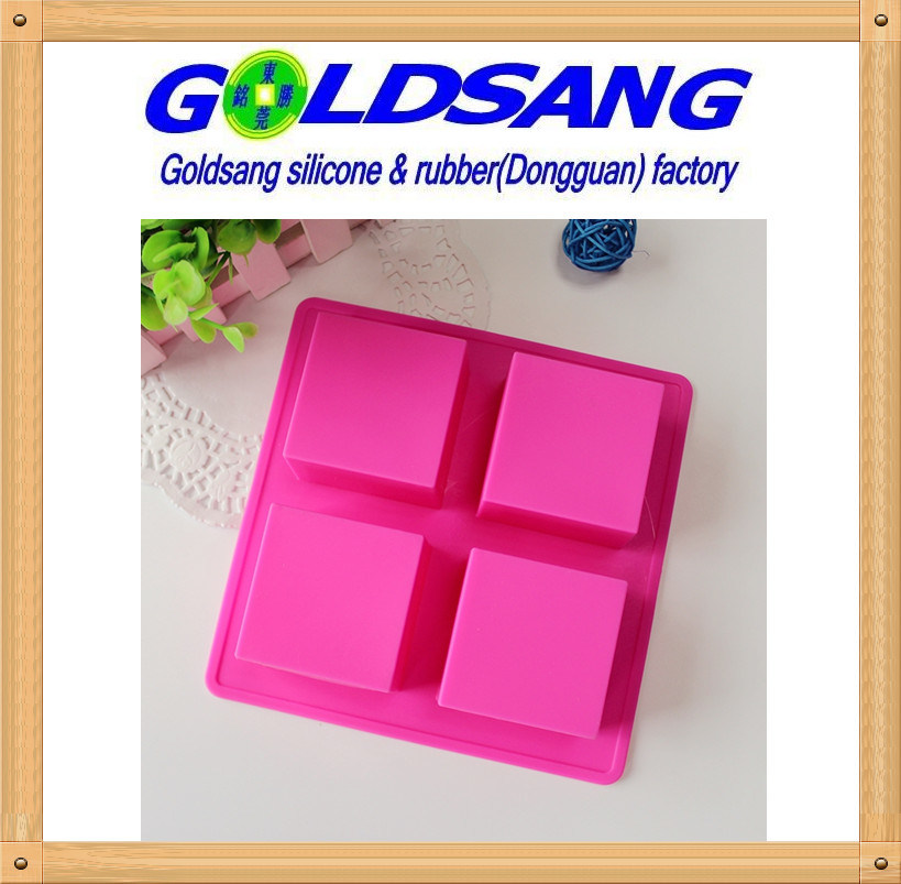 Custom Wholesale Loaf Soap Mold, Silicone Soap Mold