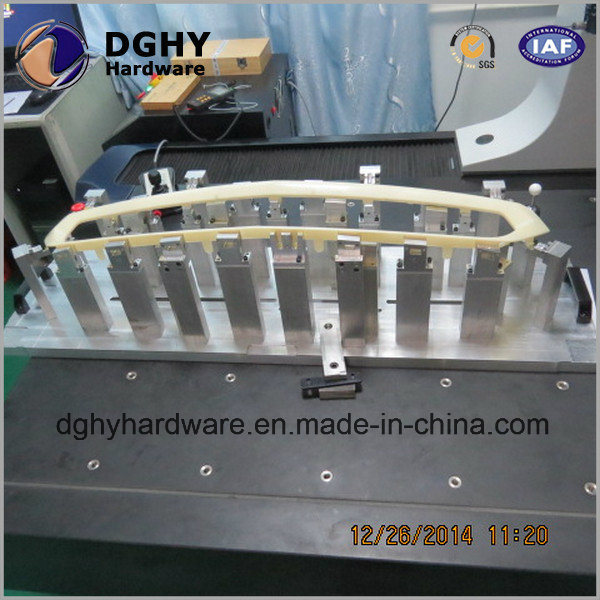 CNC Precision Machined Jig and Fixture Clamp OEM Hardware Parts