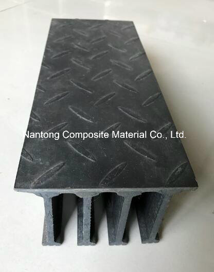 Covered Grating/FRP Grating Checker Plate/Anti-Slip Grating/Non-Slip Safety Flooring