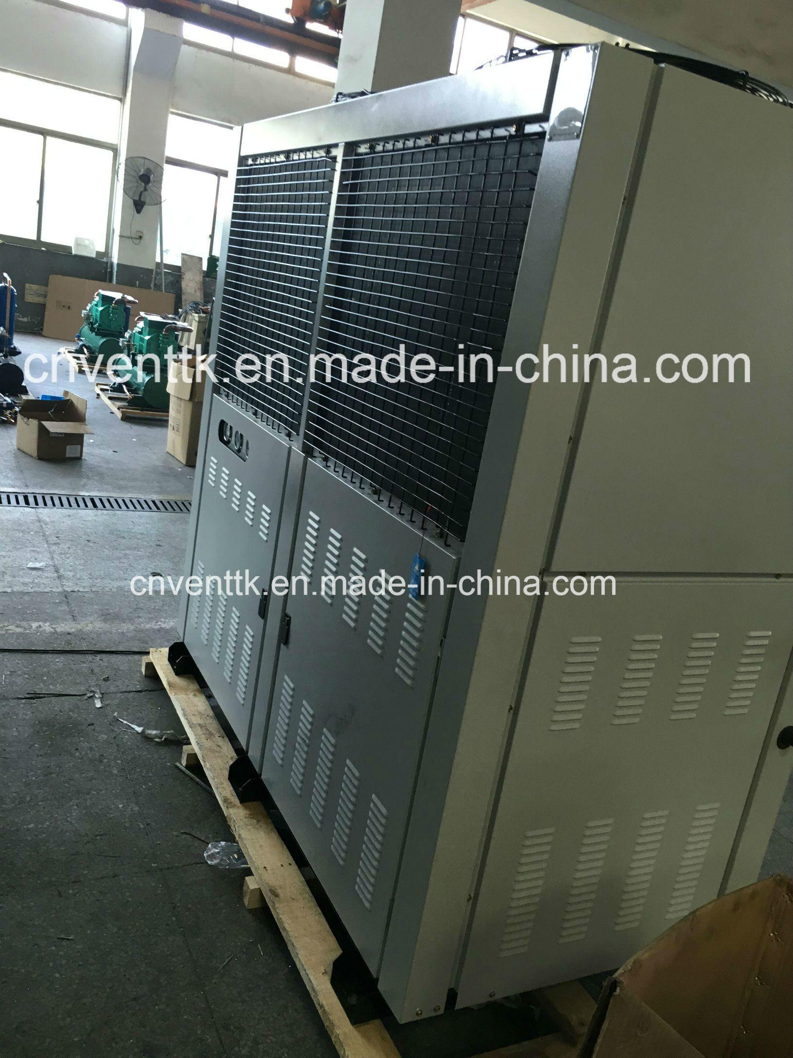 2017 Hotsale V Type Air Condenser Refrigeration Condensing Unit