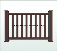 WPC DIY Gardening Fence and Railing K-Nrl- 01