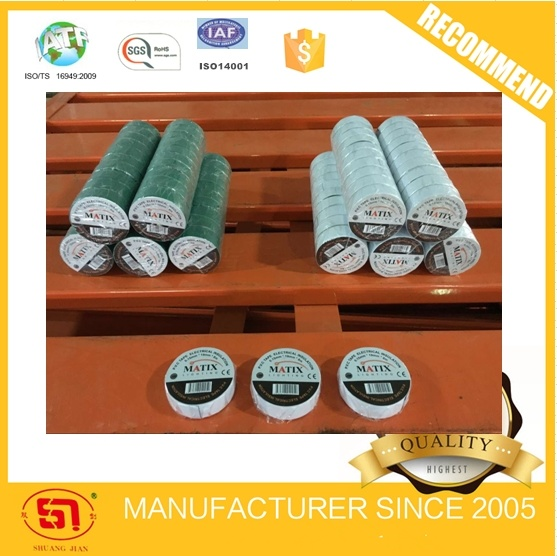 OEM PVC Electric Adhesive Tape