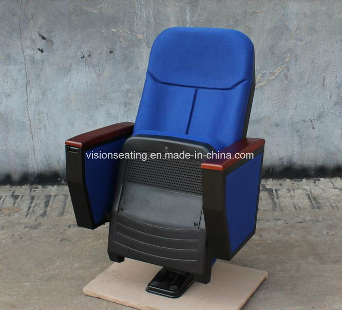 Single Pedestal Auditorium Furniture Lyceum Spectator Seating (1002)