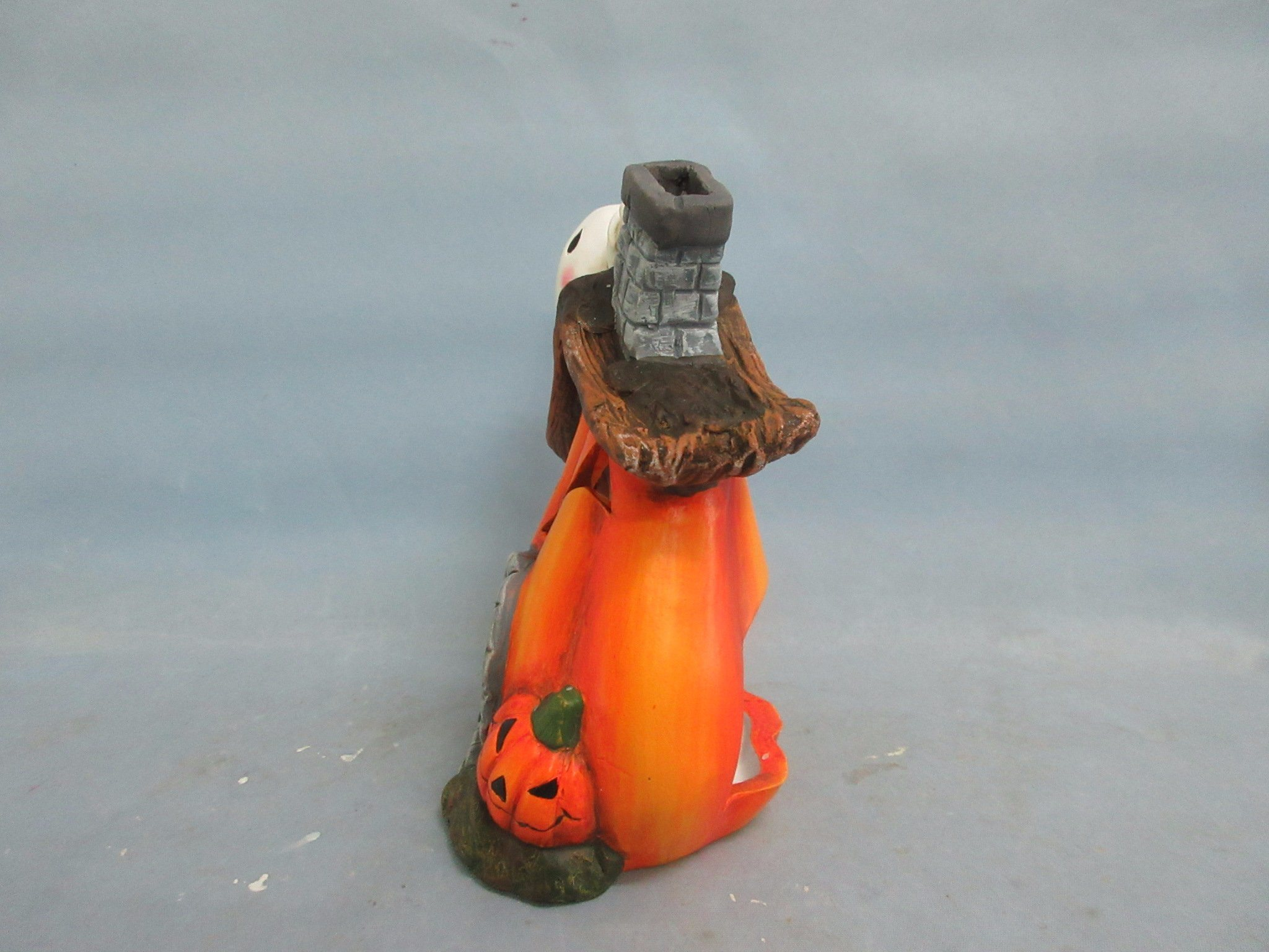 Halloween Pumpkin Ceramic Arts and Crafts (LOE2681-17z)