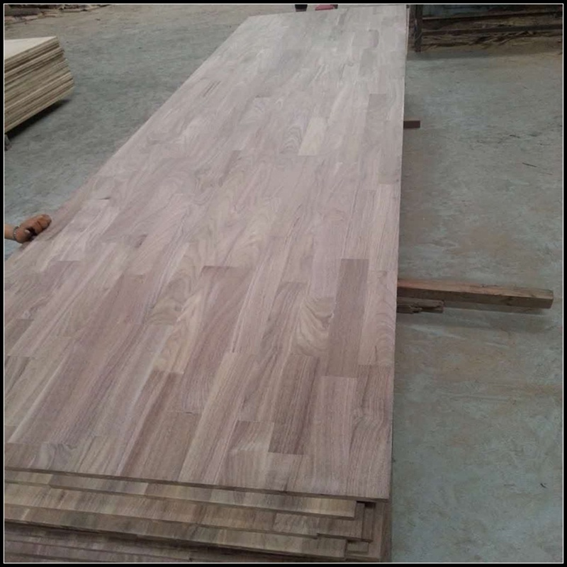 American Black Walnut Finger Joint Panel/Worktop