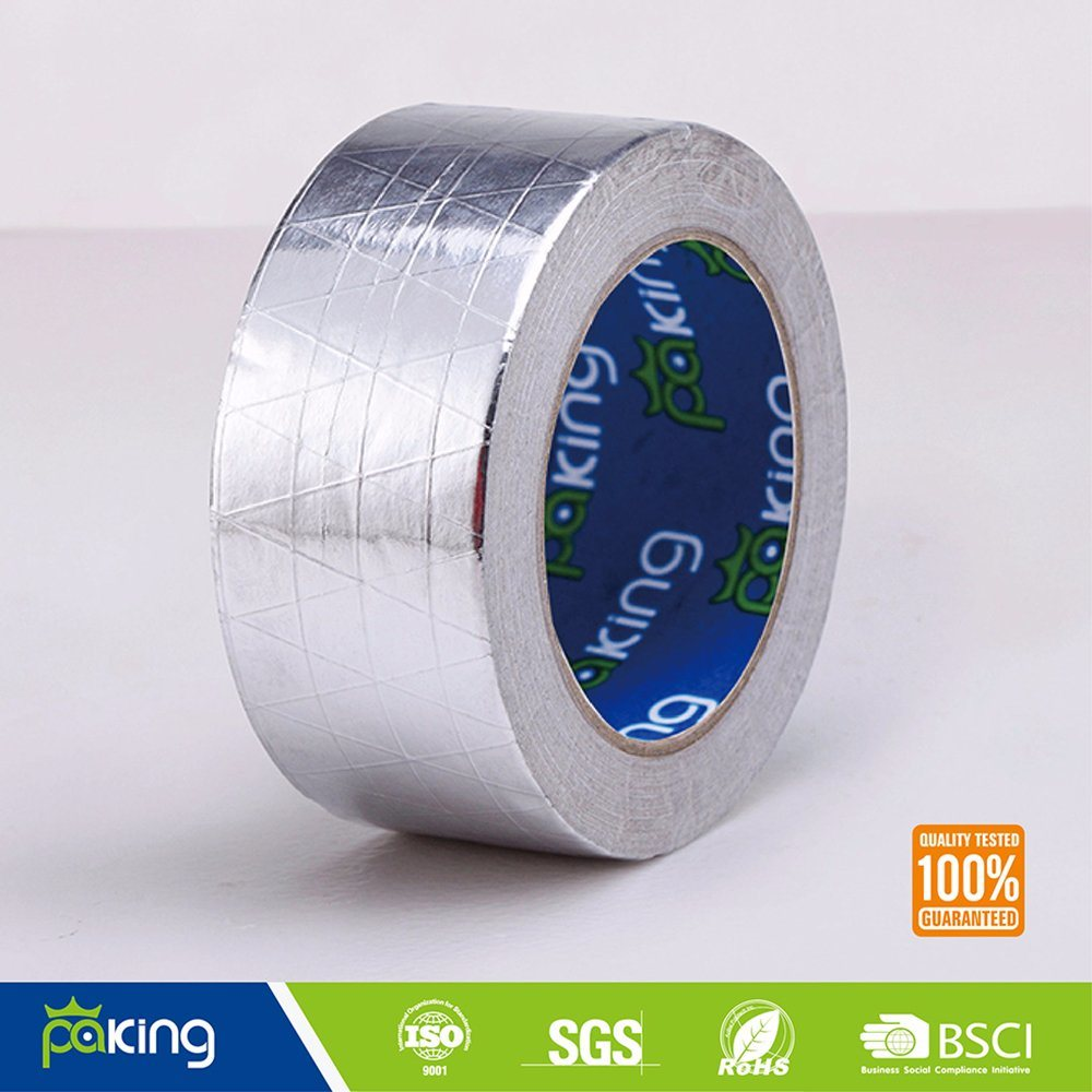 New Coming Sliver Aluminum Foil Tape