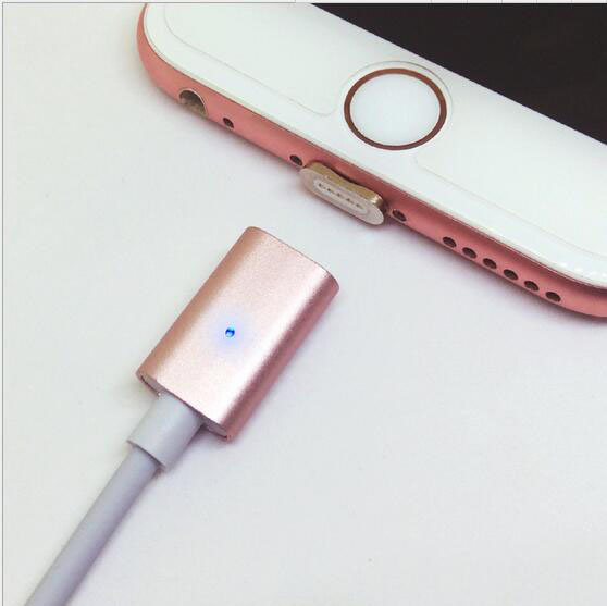 Magnetic Charging Line for Mobile Phone Charger Cable USB Cable
