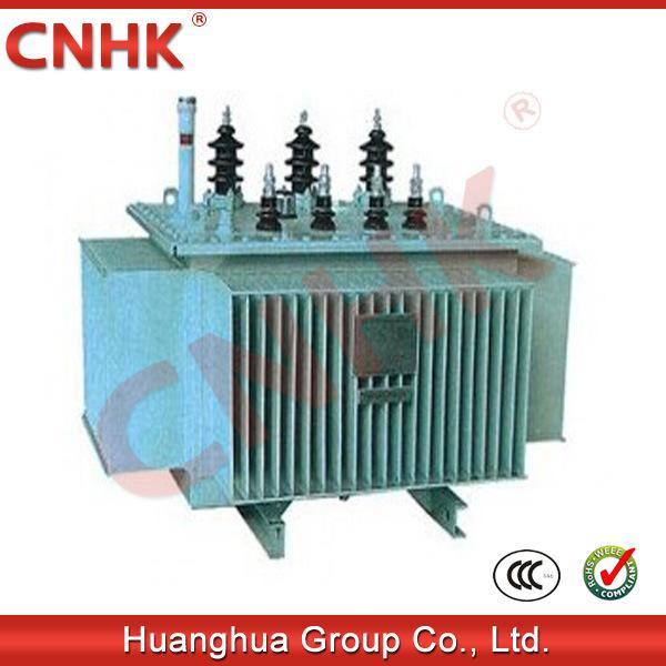 S9 S11 Three Phase Scroll Iron Core Distribution Transformer