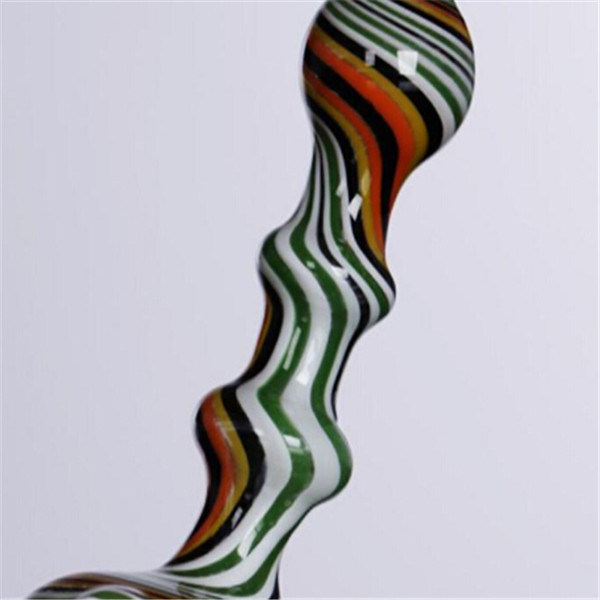 Wholesale Colorful Mini Glass Pipes Tobacco Pipes Mixed Colors