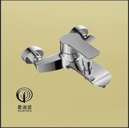 Oudinuo Single Handle Brass Bathtub Mixer & Faucet 68713-1