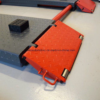 Low Rise Scissor Car Lift